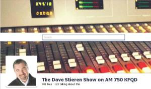 The Dave Stieren Show on AM 750 KFQD